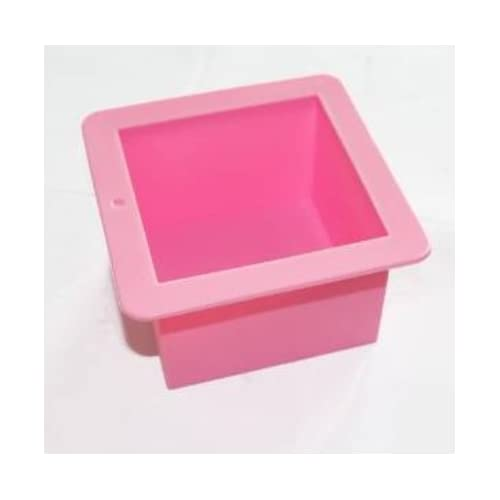 DD-life Large Cube Square Soap Candle Cake Jelly C big image