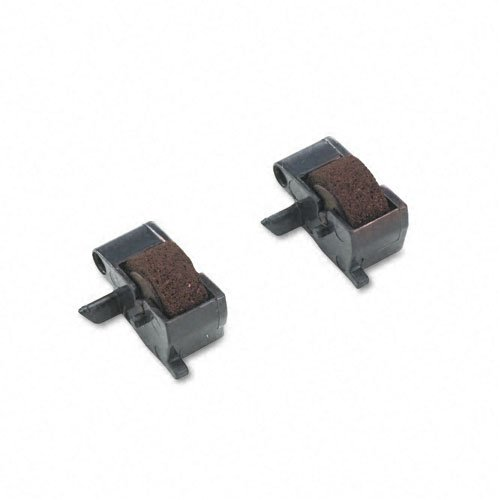 - Nu-Kote NR78P Compatible Ink Rollers for Canon/Sharp Calculators - Two per Pack (Purple)