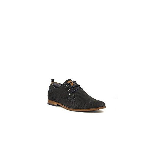 Bullboxer 733-K2-5987A Zapatos de cordones Hombre azul, EU 41
