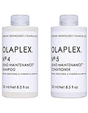 Champú y acondicionador Olaplex Nº 4 y 5 Bond Maintenance