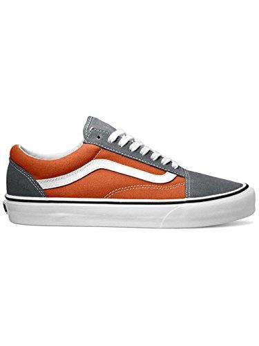 Sneakers Homme Coast Basses Vans Rust smoke golden FSPAAqw