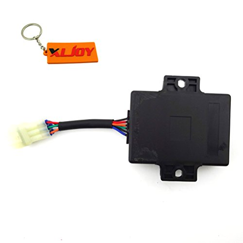 XLJOY 6 Pins ECU REV CDI Ignition Unit Box For Kazuma Jaguar 500 4X4 500cc ATV Quad UTV: