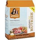 Rachael Ray Nutrish Healthy Weight Turkey Dry Dog Food, My Pet Supplies