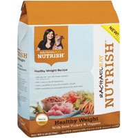 Rachael Ray Nutrish Healthy Weight Turkey Dry Dog Food, My Pet Supplies