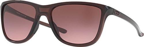 Oakley Men's Reverie Square Sunglasses, Amethyst w/G40 Black Gradient, 55 - Own Oakley Design Your