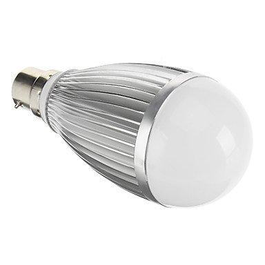 B22 7 W de pinchos para mazorcas de 334 lm 5645 K luz blanca Bombillas LED