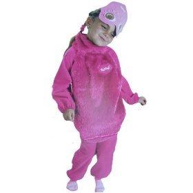 (Boohbah Jingbah Plush Costume Size)