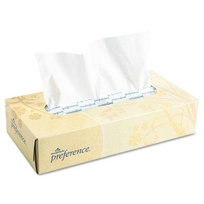 Georgia Pacific Professional - Facial Tissue Flat Box 100 Sheets/Box 30 Boxes/Carton ''Product Category: Breakroom And Janitorial/Facial Tissue''