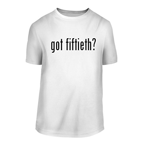 got fiftieth? - A Nice Men's Short Sleeve T-Shirt Shirt, White, - Hur Sun Glasses