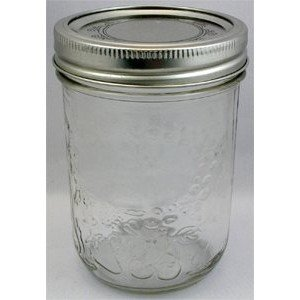 Bernardin Mason Jars - 500 mL - Decorative