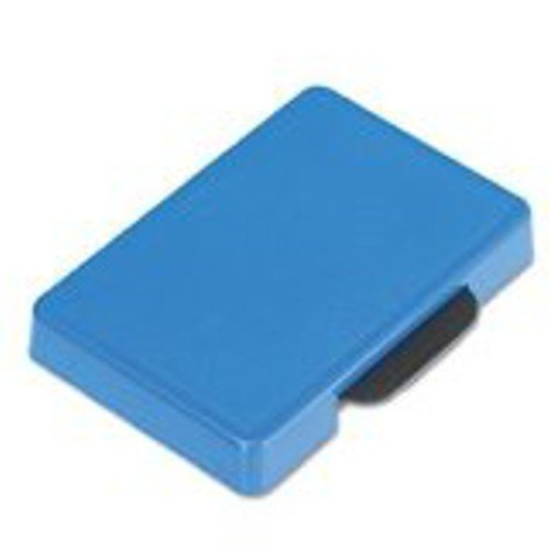 - 6/58, BLUE Replacement Ink pad for the Trodat 5480 stamp