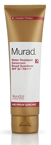 Murad Water Resistant Sunscreen Sprectrum