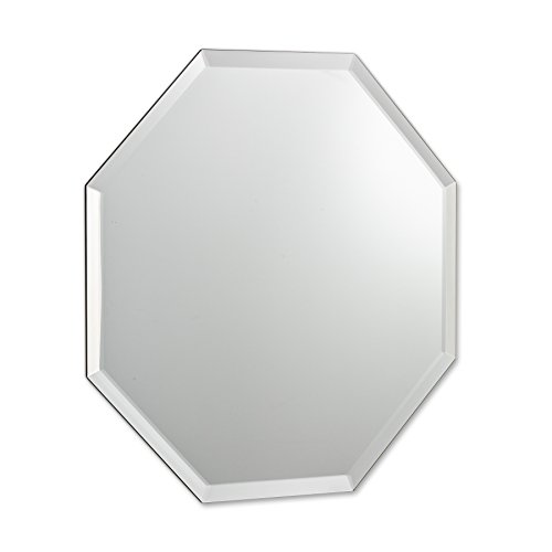 Best buy Abbott Collection Parlour -Sided Beveled Mirror, Small