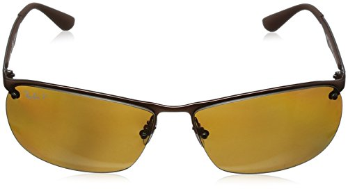 3550 Dark Ray Ban Sonnenbrille RB Brown Matte txwUaqCw