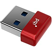 32GB PQI U603V USB3.0 Ultra-small Flash Drive Red Edition
