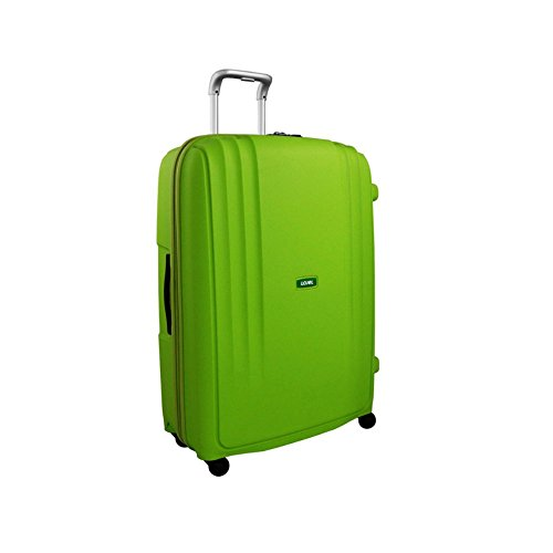 lojel-streamline-polypropylene-large-upright-spinner-luggage-green-one-size