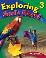 Exploring God's World - Grade 3, A Beka Book Science for sale  Delivered anywhere in USA