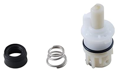 LDR 500 3121 Two Handle Washerless Cartridge for Delta, Peerless, LDR, Tuscany, Exquisite Faucets