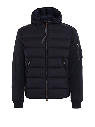 Jacket COLMAR Padded Hooded Nero System 12023RT vw7At
