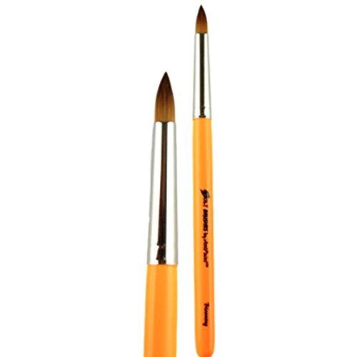 Jest Paint Bolt Brush - Blooming (Flower Face Paint Halloween)