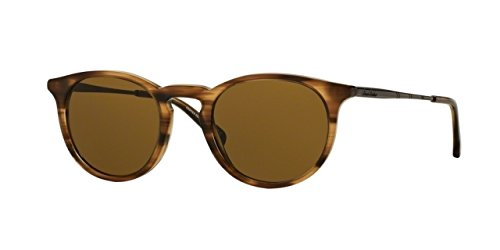 Brooks Brothers 0BB5028S Light Brown Sunglasses