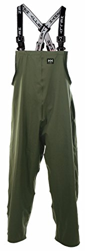 Helly Hansen Work Overalls Mens Abbotsford Double XL Army Green 70592