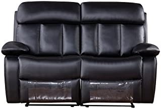 Amazoncom American Eagle Furniture Dunbar Collection Faux Leather