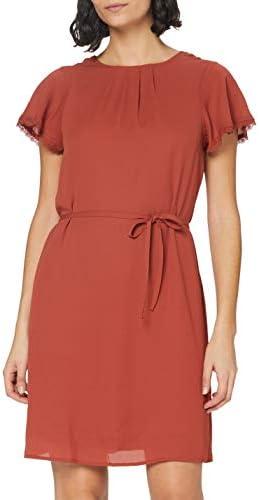 ONLY ONLNORA LIFE SS ABOVE KNEE DRESS WVN dames jurk