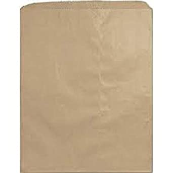 Amazon.com: 15 x 18 bolsas de papel para la compra, 100 ...