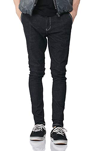 Skinny Uomo Nero Uomo jeans Da Pau1hami1ton 01 D Pantaloni xn1qS1w4