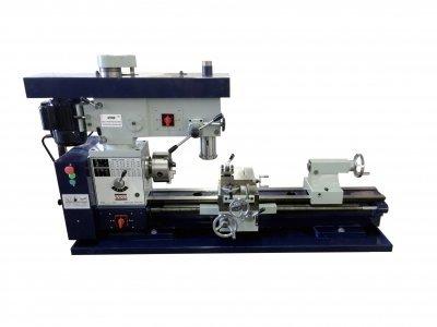 combo lathe mill machine - 7