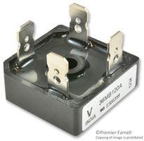 VISHAY SEMICONDUCTOR VS-36MB120A BRIDGE RECT MOD, 1PH, 35A 1.2KV, QC (1 piece)