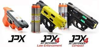 JPX Pepper Spray Gun with LED Laser, Bundle with a Holster by JPX (Image #6)