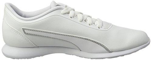 EU Sneakers Vega Weiß 37 Femme Puma SL Basses 07xSgwCq