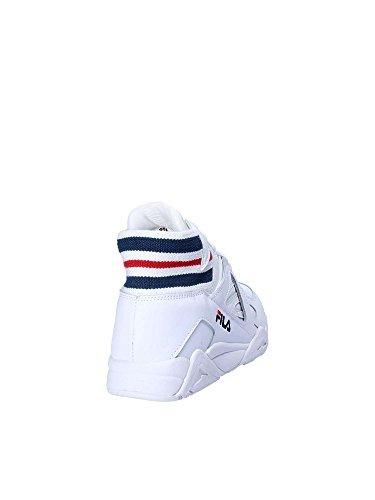 Gore de Mujeres Cage TC Blanc Fila Deporte Calzado Zapatillas Heritage nv0WvwqTt