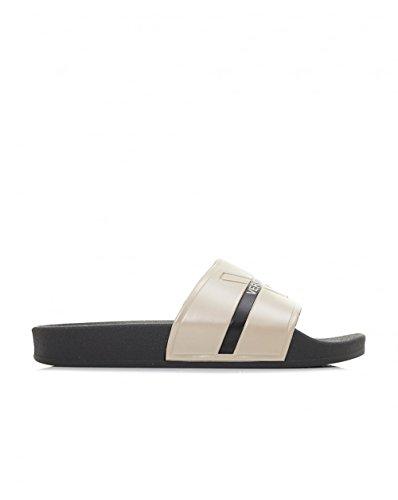 Mare 1 Gold and Linea Black E0YRBSH170142M12 Sandalen DIS Jeans Versace qEI4xwAz