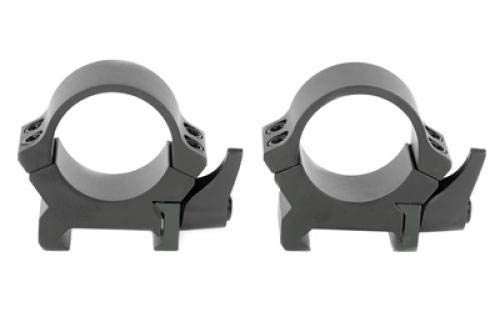 Leupold Qrw Quick Release - LEUPOLD QRW2 1-in Low Mounts Matte 174065