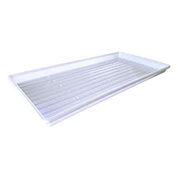 Bootstrap Farmer Microgreen Trays No Holes 30 Pack White