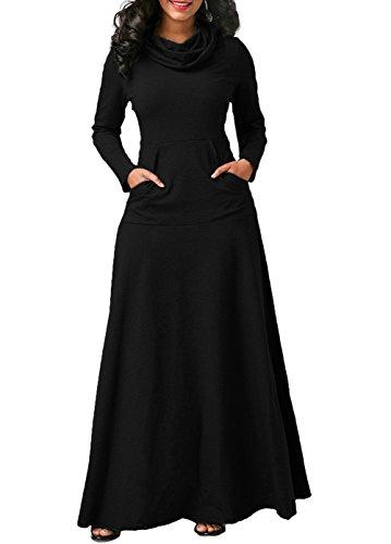 long full sleeve dresses - 2