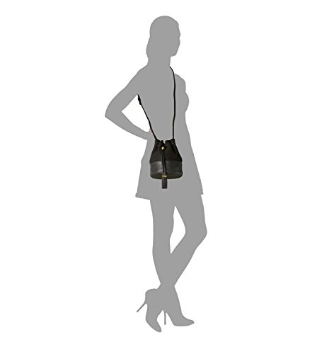 4462V borsa donna UGG secchiello nero bucket bag woman Nero Del Descuento Al Por Mayor o0lRuNuso7