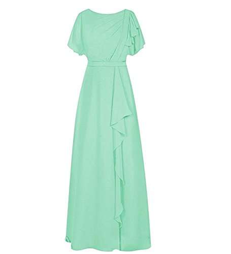 Beauty Mint Damen Kleid A Linie KA v76Twqq