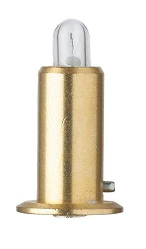 Keeler 1011-p-7034Specialist oftalmoscopio bombillas, 3,6V (Pack de 2)