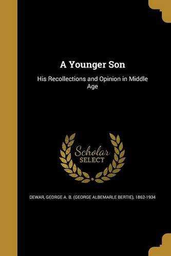 Download A Younger Son PDF