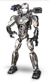 Mega Bloks Ironman 2 Techbot WarMachine