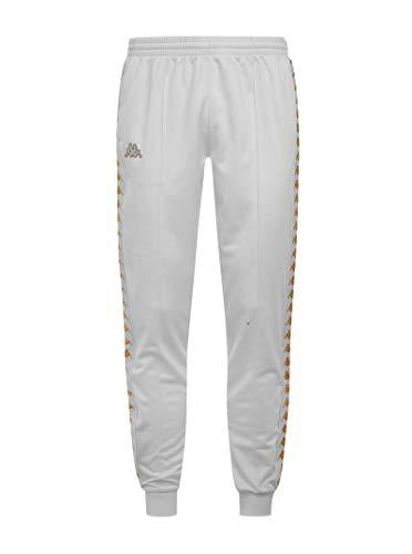 Pantalone Rastoria Bianco 222 Banda Kappa Bianco gold Slim 979 303kuc0 Uomo qECHxSgw