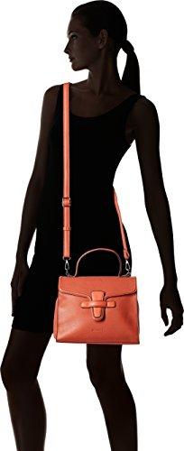 Bulaggi Toorop Handbag - cartera Mujer Naranja (Burnt Orange)