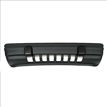 Front Bumper Cover For 1993-1995 Jeep Grand Cherokee Limited w// Fog Light Holes