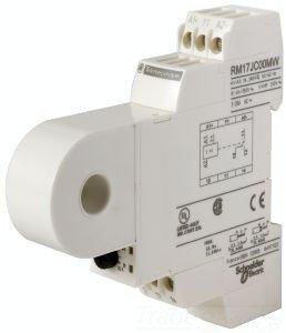 SCHNEIDER ELECTRIC RM17JC00MW Current Relay 250V 5 Amp Rm17