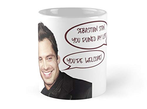Sebastian Stan Ruined My Life 11oz - The most meaningful gift for family and friends.