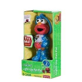 5Star-TD Sesame Street Elmo Light Up Musical Pet Pal